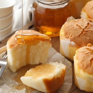 Mini Honey Muffins