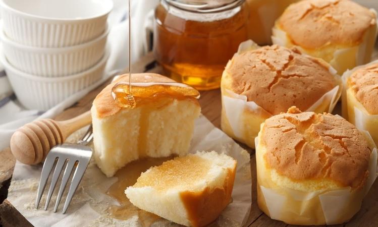 Mini Honey Muffins