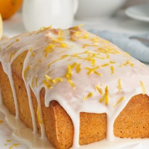 Lemon Drizzle Pound Cakes
