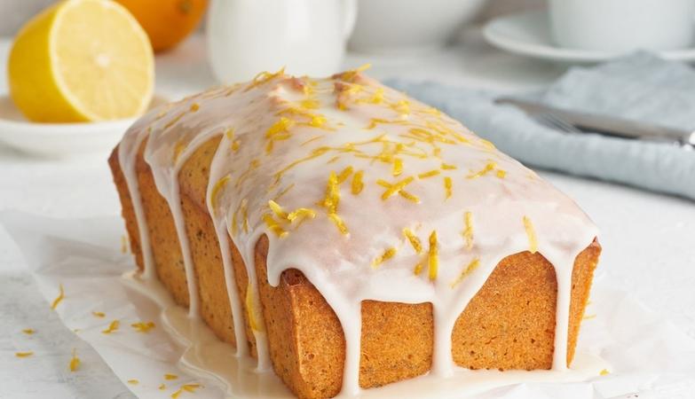 Lemon Drizzle Pound Cakes
