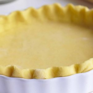 Homemade Buttery Flaky Pie Crust