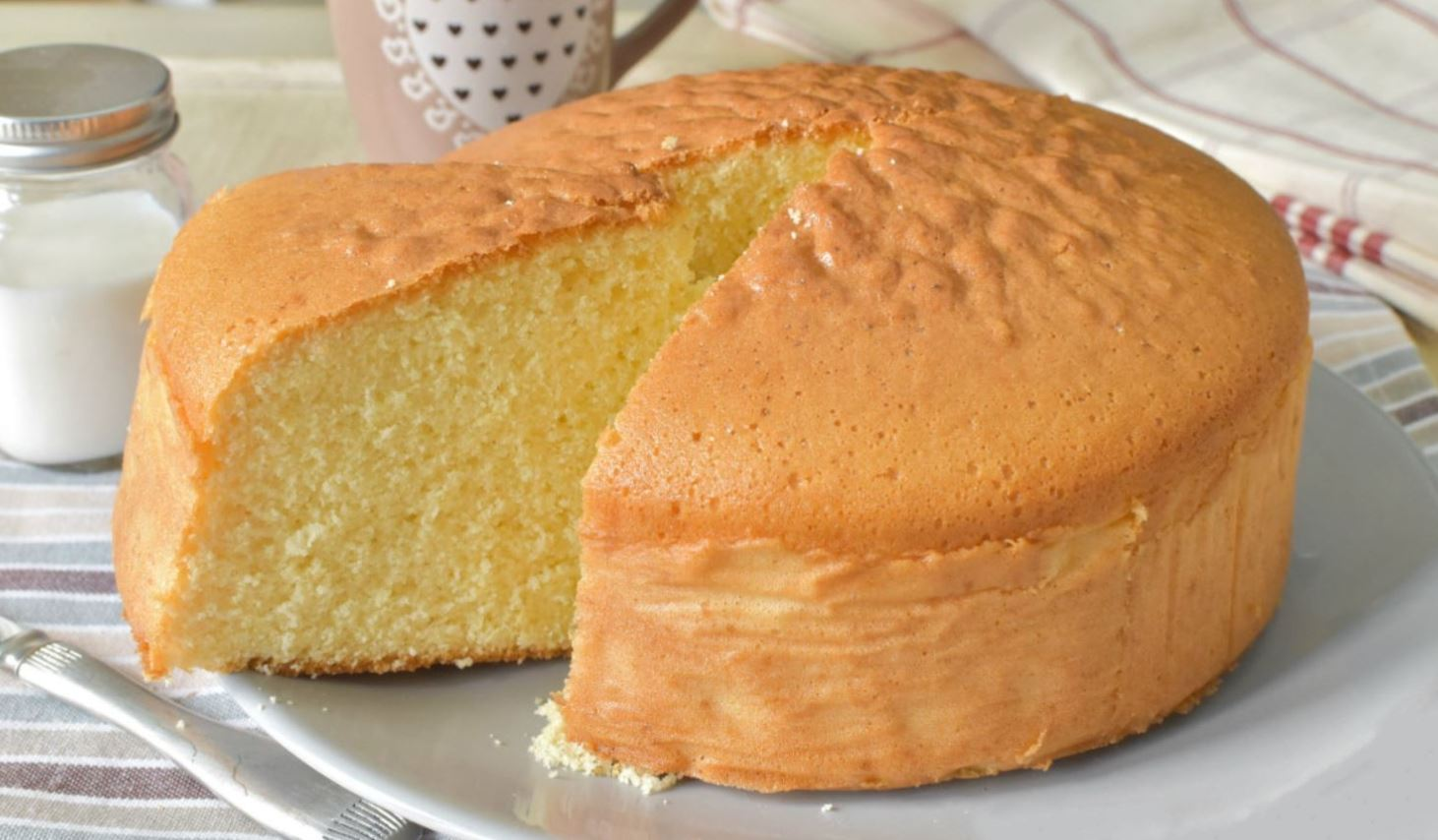 One Pound Butter Cake