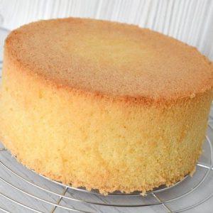 Tender Victoria Sponge Cake