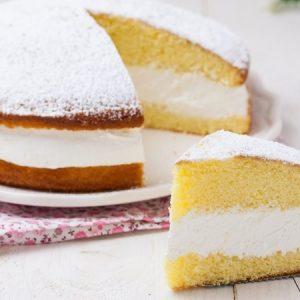 Vanilla Pastry Cake