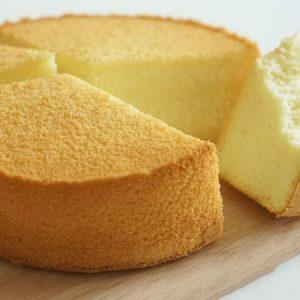Yogurt Chiffon Cake
