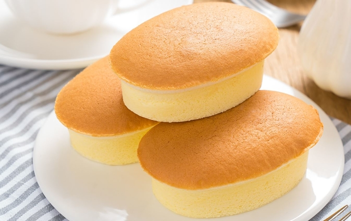 Mini Light Cheesecake