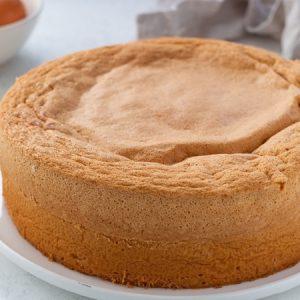 Butterless Sponge Cake
