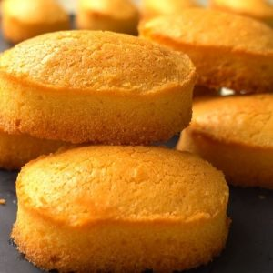 Buttery Little Cakes
