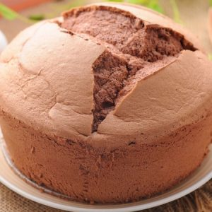 Chocolate Cotton Cheesecake