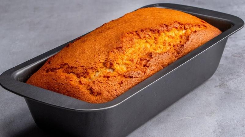 Hot Milk Butter Cake
