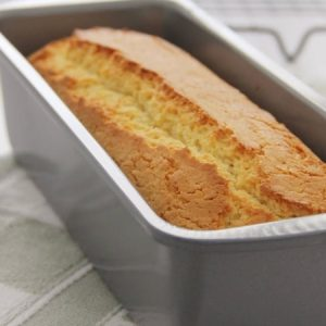 Honey and Lemon Syrup Cake