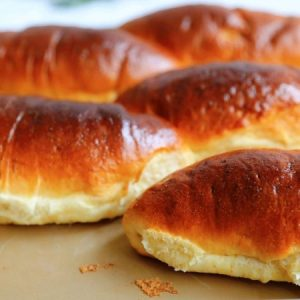 Soft And Tasty Milk Buns
