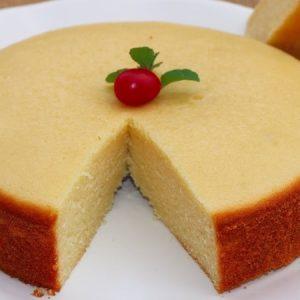 No Oven Eggless Cake