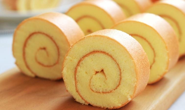 Cotton Cake Roll