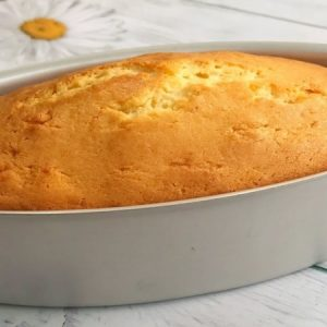 Yogurt Butter Cake Recipe