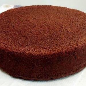 One Bowl, No Eggs Chocolate Cake