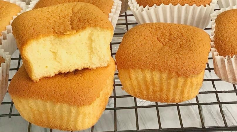 Butter Castella Mini Cake