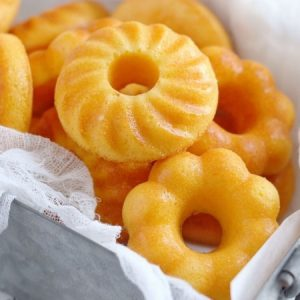 Honey Lemon Donuts