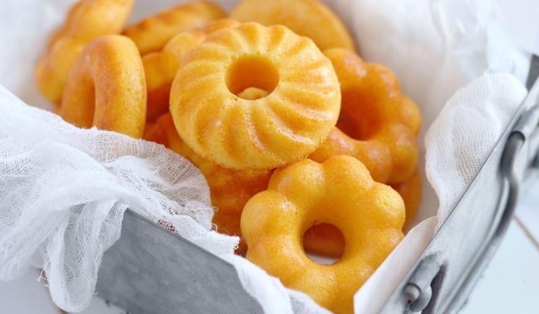 Honey Lemon Donuts