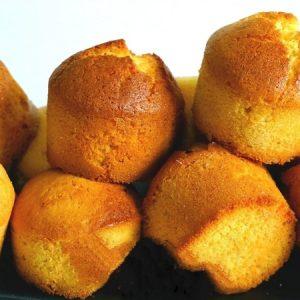 Yummy Honey Cake Muffins