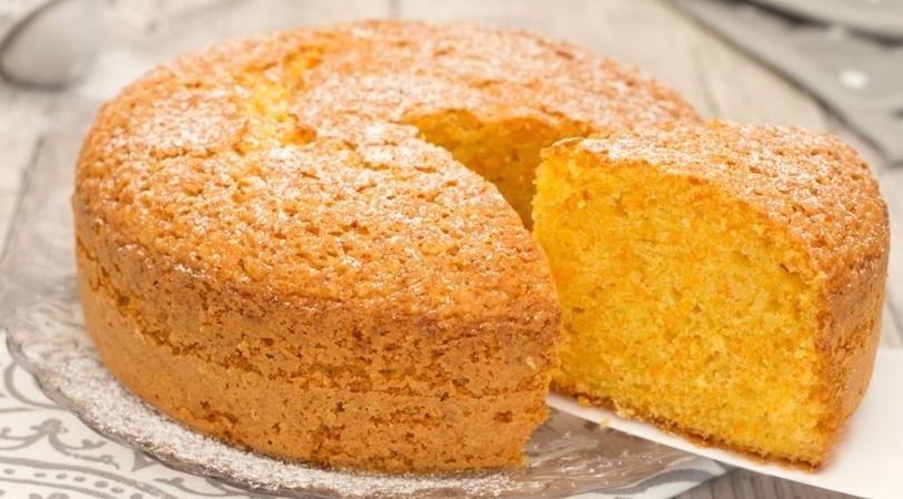 Best Orange Cake