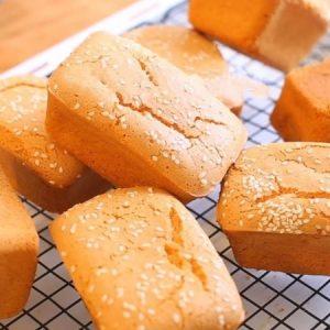Mini Genoise Sponge Cake