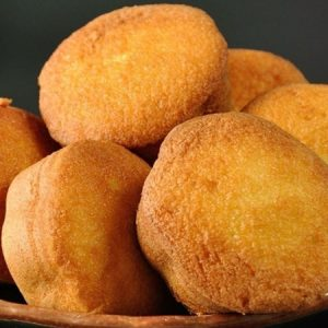 Vanilla Muffin Cakes