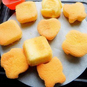 Breakfast Sponge Cake