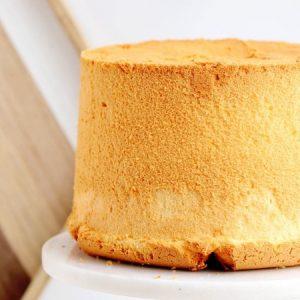 Chiffon Cheesecake