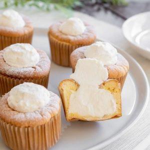 Fluffy Vanilla Chiffon Cake