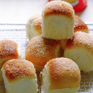 Cheese Coconut Meal Bun