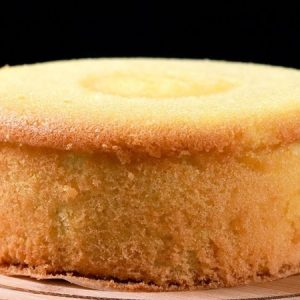 Moist Eggless Lemon Cake