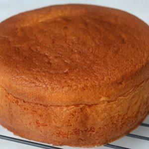 Soft Sponge Cake