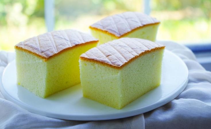 Super Soft Cotton Cake