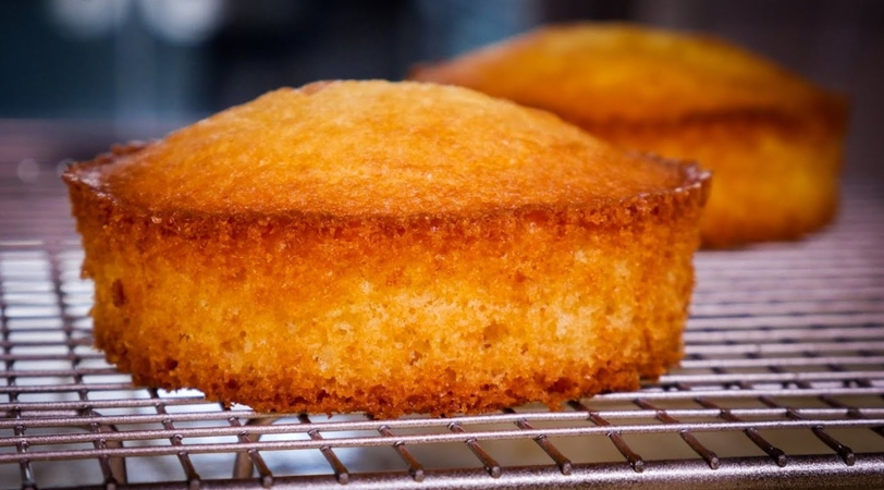 Cinnamon Chiffon Cake