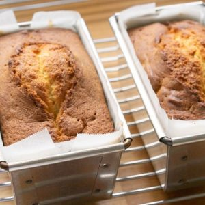 Fresh Orange Pound Cake