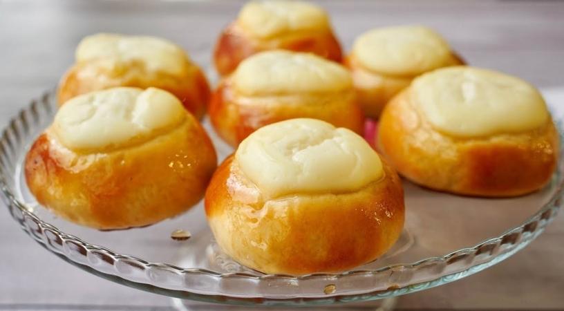 Cream Cheese Buns
