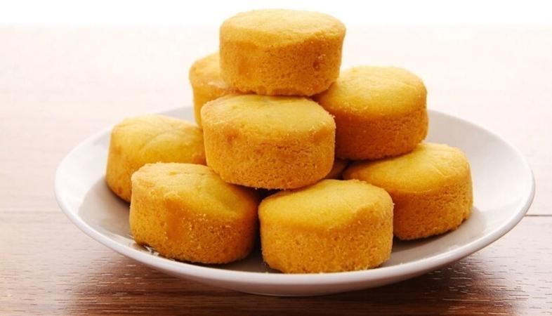 Chiffon Mini Cakes