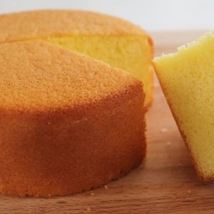 Basic Genoise Sponge Cake