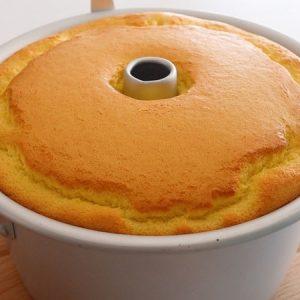 Cream Cheese Chiffon Cake