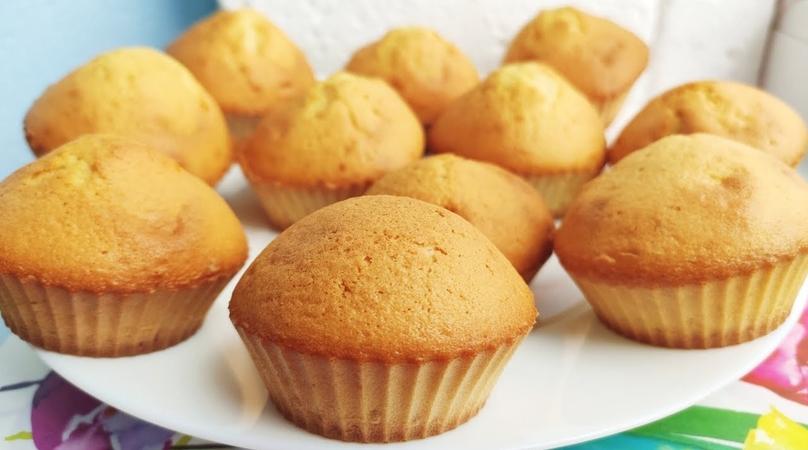 No Egg No Milk Vanilla Cupcakes